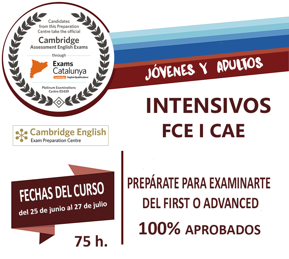 INTENSIU FCE I CAE (JOVES I ADULTS) 2018 (115ppx)