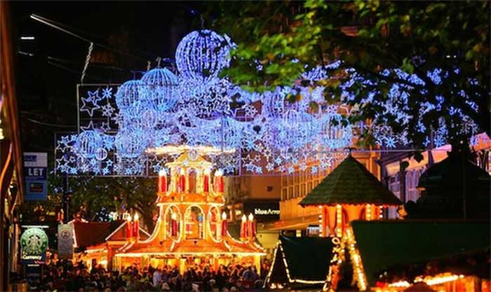 christmas markets en uk