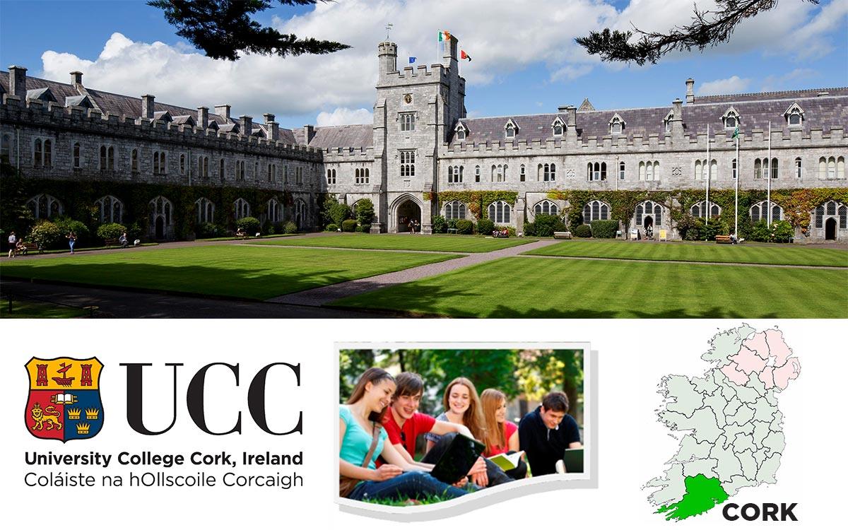 Estudia inglés en Cork. Irlanda