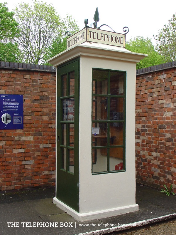 Kiosk no. 1 mk 236 / The Telephone Box (www.the-telephone-box.co.uk)