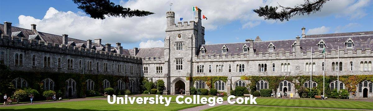 Estancias en Irlanda para jóvenes en la University College de Cork